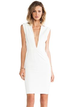 Solace London Conquest Knee Length Dress #REVOLVEclothing