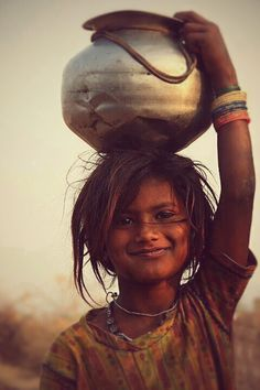 """Beautiful little girl from .) """"Beauty is not in the face; beauty is a light in the heart. Precious Children, Beautiful Children, Happy Children, Art Children, Foto Portrait, Portrait Photography, Indian Photography, Digital Photography, Travel Photography"""
