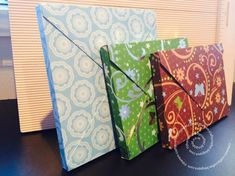 The Non-Crafty Crafter: Making a card box using the WRMK Envelope Punch Board