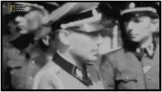 Stills taken from the Youtube videos documenting the Holocaust