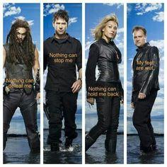 SG Atlantis heroes. Shared by David Hewlitt on twitter.....