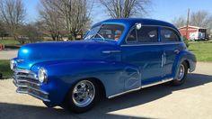 1948 Chevrolet  Pro Street Dual Quad 410 ci