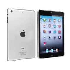 Clear Transparent Crystal Hard Skin Case Cover Shell For Apple iPad Mini New   eBay