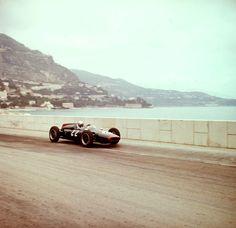 John Surtees (Monaco 1961)
