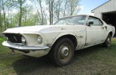 Options Open: 1969 Mustang Fastback - http://barnfinds.com/options-open-1969-mustang-fastback/