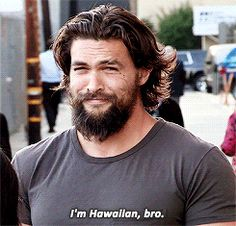 37 times Jason Momoa (aka Khal Drogo from Game of Thrones) was so hot, we almost called the fire department. Jason Momoa Aquaman, Jason Momoa Gif, Celebrity Gossip, Celebrity Photos, Celebrity News, Celebrity Babies, Celebrity Style, My Sun And Stars, Jesse Metcalfe