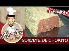 (20) SORVETE DE CHOKITO BRANCO #55 Receitas de Pai - YouTube