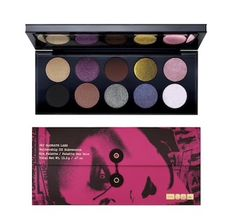 Shop Pat McGrath Labs' Mothership III Eyeshadow Palette - Subversive at Sephora. A wardrobe of textures and hues in a couture color palette. Makeup Tools, Makeup Brushes, Eye Makeup, Sephora Makeup, 2017 Makeup, Fall Makeup, Makeup Kit, New Eyeshadow Palettes, Makeup Palette