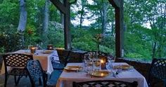 The Restaurant at Gideon Ridge. The Secluded Restaurant In North Carolina With The Most Magical Surroundings. Romantic Room, Romantic Escapes, Romantic Places, Beautiful Places, Beautiful Scenery, Nc Mountains, North Carolina Mountains, Blue Ridge Mountains, South Carolina