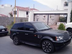 Beautiful Range Rover Sport 2008