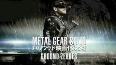 Metal Gear Solid Ground Zeroes Wallpaper HD