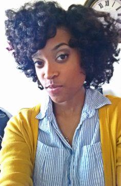 Tracee Ellis Ross: Natural Hair Tutorial