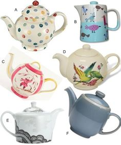 Which teapots make the best cups of tea?