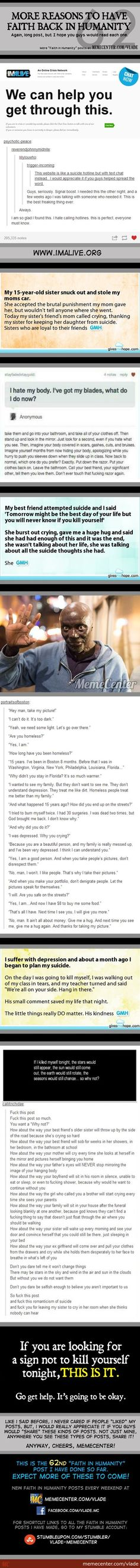 Faith In Humanity #62