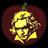Beethoven CO - Stoneykins Pumpkin Carving Patterns and Stencils