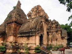 Po Nagar Cham Towers - Ancient Art and Culture of the Cham People #Vietnam