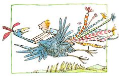 Seriously love Quentin Blake
