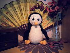 Koralikowy Świat: Pingwinek