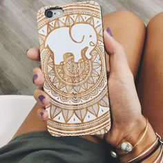 Ivory Ella phone case