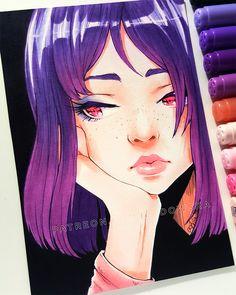 Freckles by Ladowska