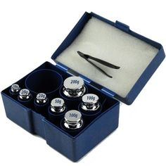 500g Scale Calibration Test Weight Kit Set OIML M2 Class - Click Image to Close Laboratory Balance, Analytical Balance, Floor Scale, Industrial Scales, Jewelry Scale, Postal Scale, New Product