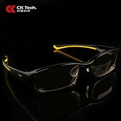 CK Tech Brand Melanin Anti-radiation Protection Glasses Computer Mobile Phone Anti Blue Light Antifatigue Safety Glasses 6002