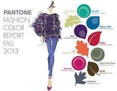 Pantone report 2013 fall