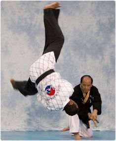 The principle of Centeredness is integral to Hapkido practice. In fact, Centeredness may be the essence of Hapkido practice. Without Centeredness, Harmony is not possible. Harmony and Center are synonymous. Centeredness is fluid in form, but unchanging in itself. Hapkido, Taekwondo, Self Defense, Tai Chi, Kickboxing, Martial Arts, Wings, Training, History
