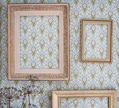 Good morning  #tapettitalo#wallpaper#tapetti#hyasintti#frame##vintage#vintagestyle#vintagedecor#inspiroivakoti#unelmientalojakoti#koti#myhome#aula Vintage Decor, My Dream Home, Wallpaper, Frame, Interior, Inspiration, Country, Instagram, House