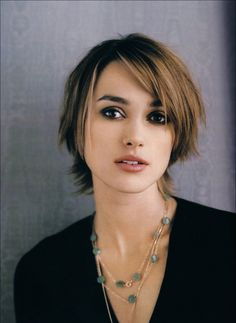 Keira Knightley OHHH! I like this cut!