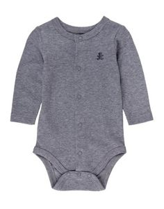 WANL Aries Drawing Bodysuit for Baby Long-Sleeve Infant One-Piece Suit