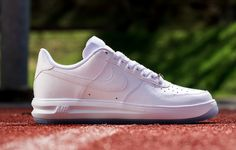"Nike Lunar Force 1 Low '14 ""White on Ice"" - EU Kicks: Sneaker Magazine"