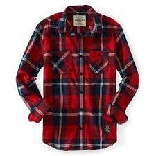 ca8e5bf03 Leñadora roja con azul Camisa Leñadora Hombre