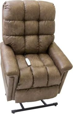 morris prolounger fabric lift chair brown mom s apt furniture
