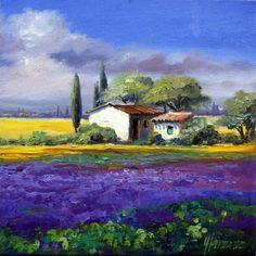 Landscape Artwork, Landscape Prints, Watercolor Landscape, Watercolor Paintings, Bull Painting, Acrylic Painting Canvas, Canvas Art, Black And White Landscape, Cottage Art