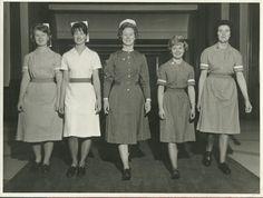 Aberdeen Nurses New Uniform Designs