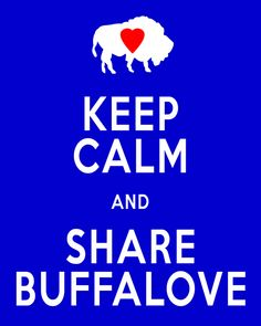 We are #blessed to be part of such an amazing community! #buffalove