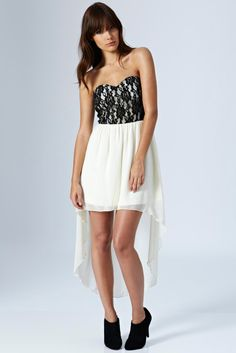 Lace short Long winter formal dress:) this is the one! | My ...