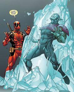 Super-Skrull Popsicle! #SuperSkrull #Klrt #TarnaxIV #SecretInvasion #SkrullInvasion #Skrulls #Skrull #Deadpool #Deadpool2 #Superheroes #WadeWilson #DeadpoolTeamUp #DeadpoolComics #Chimichanga #SuicideKings #MercWithaMouth #Mercenary #DishonorableDischarge #Comics #ComicBooks #Marvel #MarvelComics #MarvelUniverse #DanielWay #PacoMedina #ComicsDune