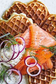 Rolled ham and smoked salmon - Clean Eating Snacks Scandinavian Food, Fabulous Foods, Food Cravings, Easy Cooking, Clean Eating Snacks, Great Recipes, Healthy Recipes, Food Inspiration, Tapas