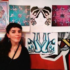 Cobertura #Exposición - #Venta de #Prints #Pintura e #Ilustración por artistas urbanos mexicanos.  #PizzeriaMalasaña #Arte #Diseño #ArteUrbano #México #Regina #DF #CDMX #StreetArt #Art #Design #MexicanStreetArt #ArteMexicano #EstiloMexicano