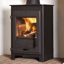 4.9KW Flavel No 1 Multi Fuel Stove | Buy Modern Multi Fuel Stoves Online | UK Stoves