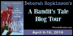 Be sure to check this review by Jo Ann Hakola on her blog The Book Faerie. Don't miss a stop on the tour – check here daily.