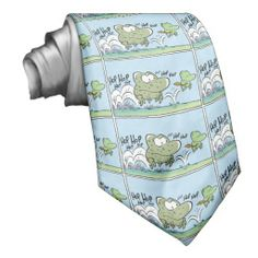 If you like to be out there with the ties you wear then this Frog Tie is for you! $43.95 from the Swamp Cartoons Zazzle store. http://www.zazzle.com.au/swamp_frogs_mens_tie-151682158867370111?rf=238100710189761270