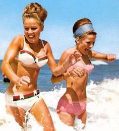 1960s Bathing Suits
