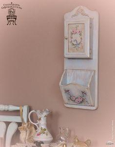 Декупаж - Сайт любителей декупажа - DCPG.RU | Классика и шебби. Click on photo to see more! Нажмите на фото чтобы увидеть больше! decoupage art craft handmade home decor DIY do it yourself key kepeer