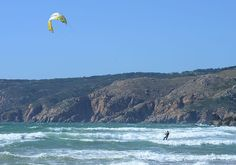Alvor estuary in Algarve, Portugal is one of Best places to learn to kitesurf in Europe Wanderlust Travel, Lisbon City, Drawing For Beginners, European Vacation, Most Beautiful Beaches, Fishing Villages, Algarve, Beach Photos, Places