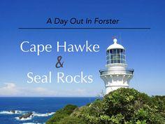 Cape Hawke and Seal Rocks NSW Australia