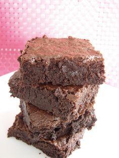The Royal Cook: Fudgy Brownies