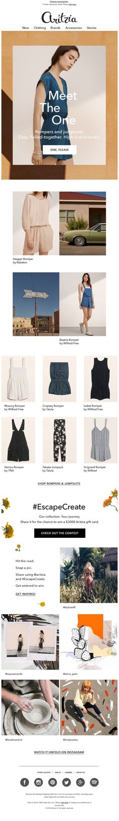 Aritzia - What to wear when you don't know what to wear